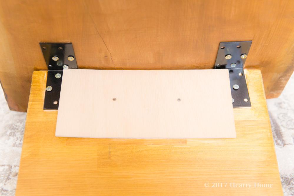 ローテーブル ティッシュボックス 作り方