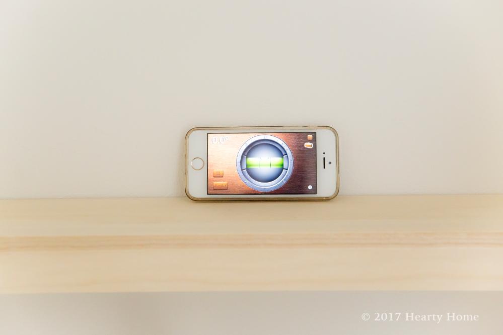 スマホ レベル 水準器 水平器 オススメ アプリ