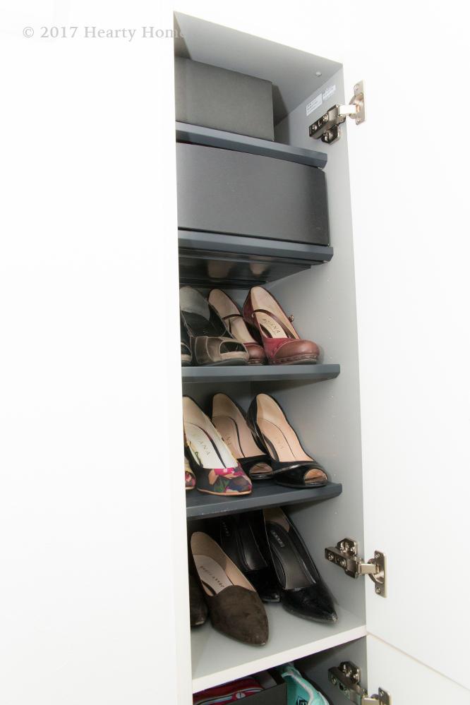 玄関 靴箱 賃貸 収納