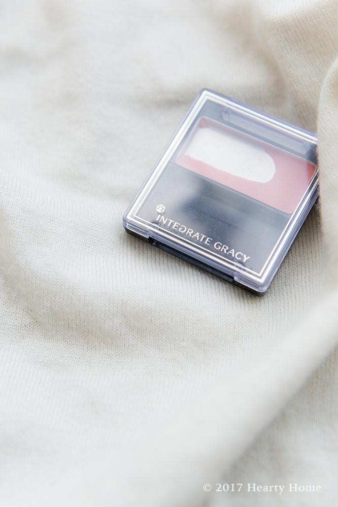 インテグレート チーク レッド300