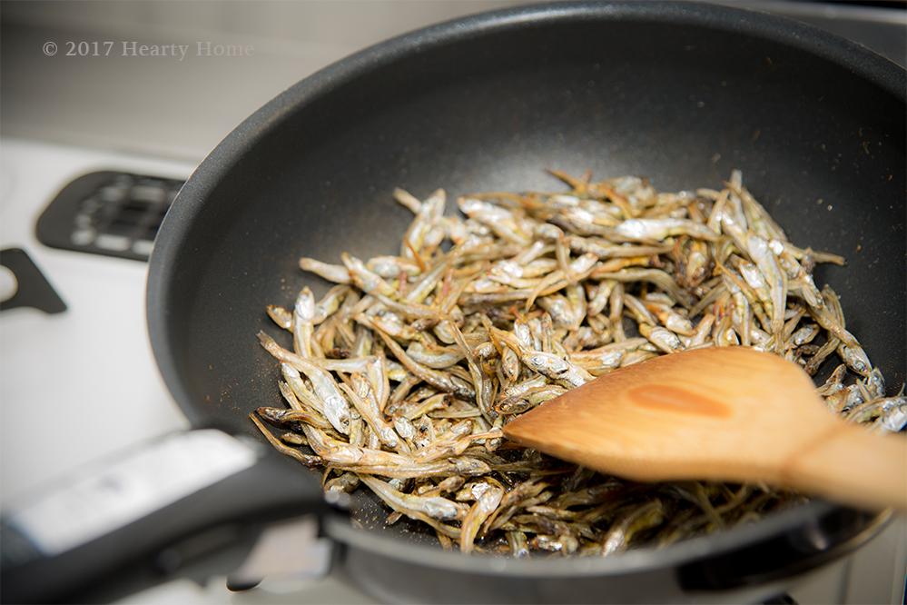 簡単 小魚レシピ 美味しい ズボラ 料理 お菓子 おかず