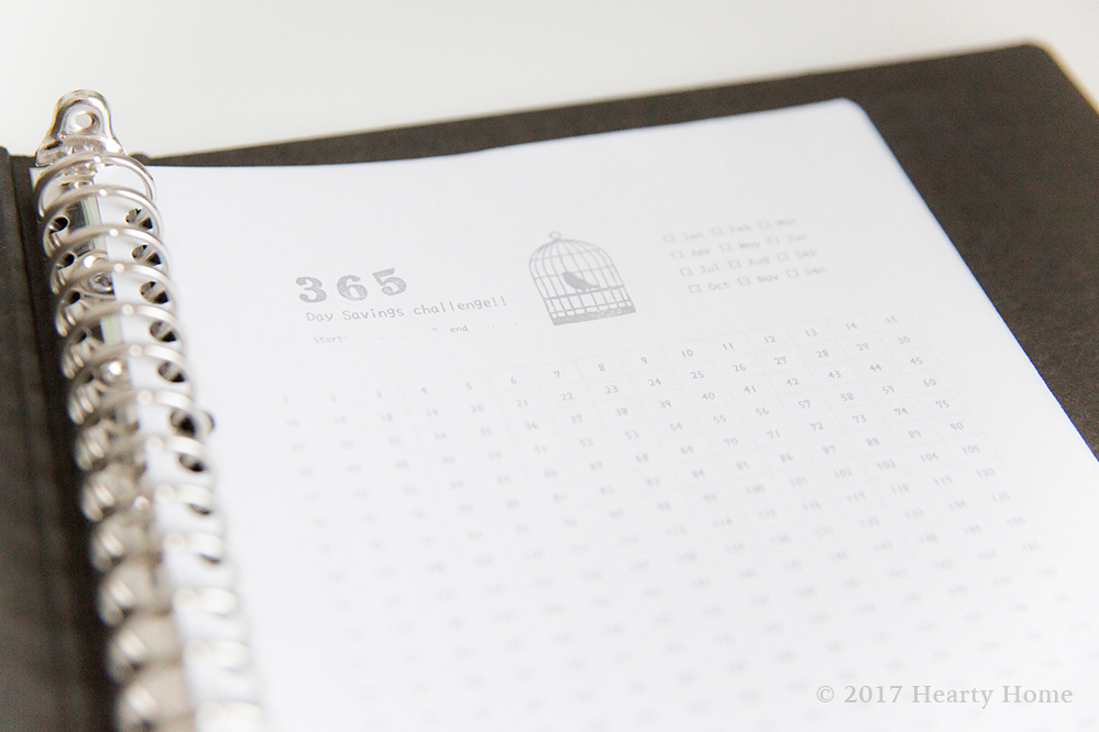 365日 貯金 シート 無料 ダウンロード プレゼント