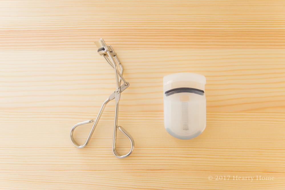 無印良品 購入品 ビューラー アイラッシュカーラー 携帯用 コンパクト ミニマム