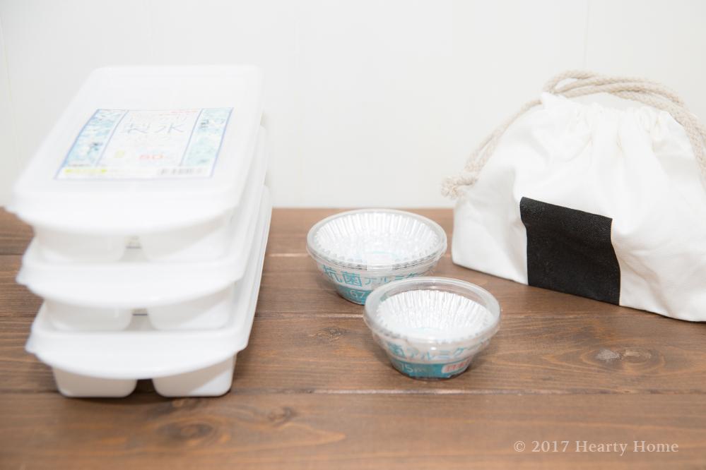 弁当 作り 購入 冷凍 袋