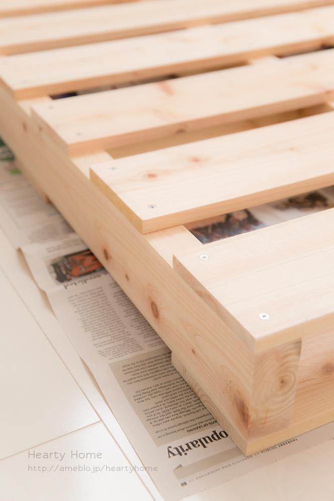 パレットベッドを作る方法