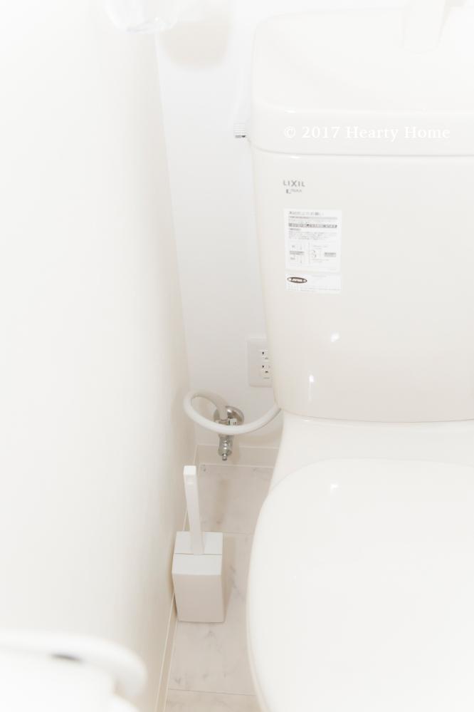 無印良品 柄つきスポンジ フレーム部 トイレ 掃除 収納