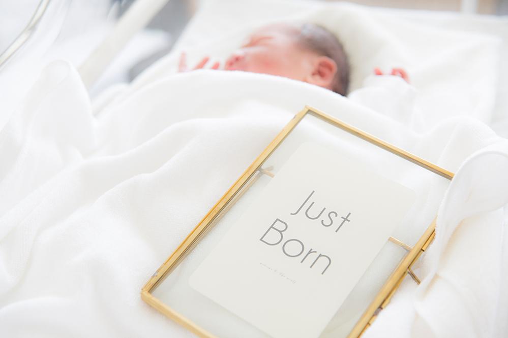 2人目産まれました