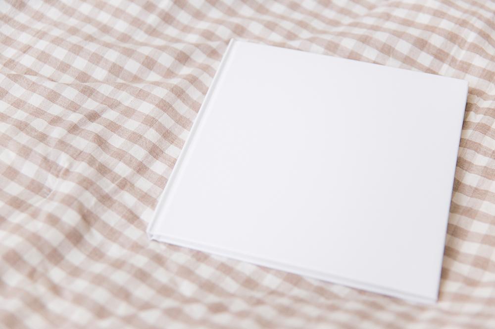 無印の画用紙絵本ノート